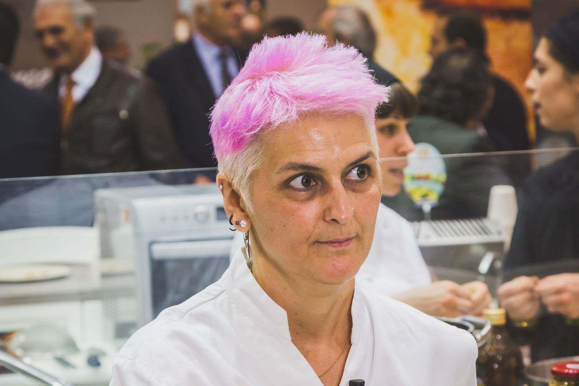 Cristina Bowerman, stella Michelin