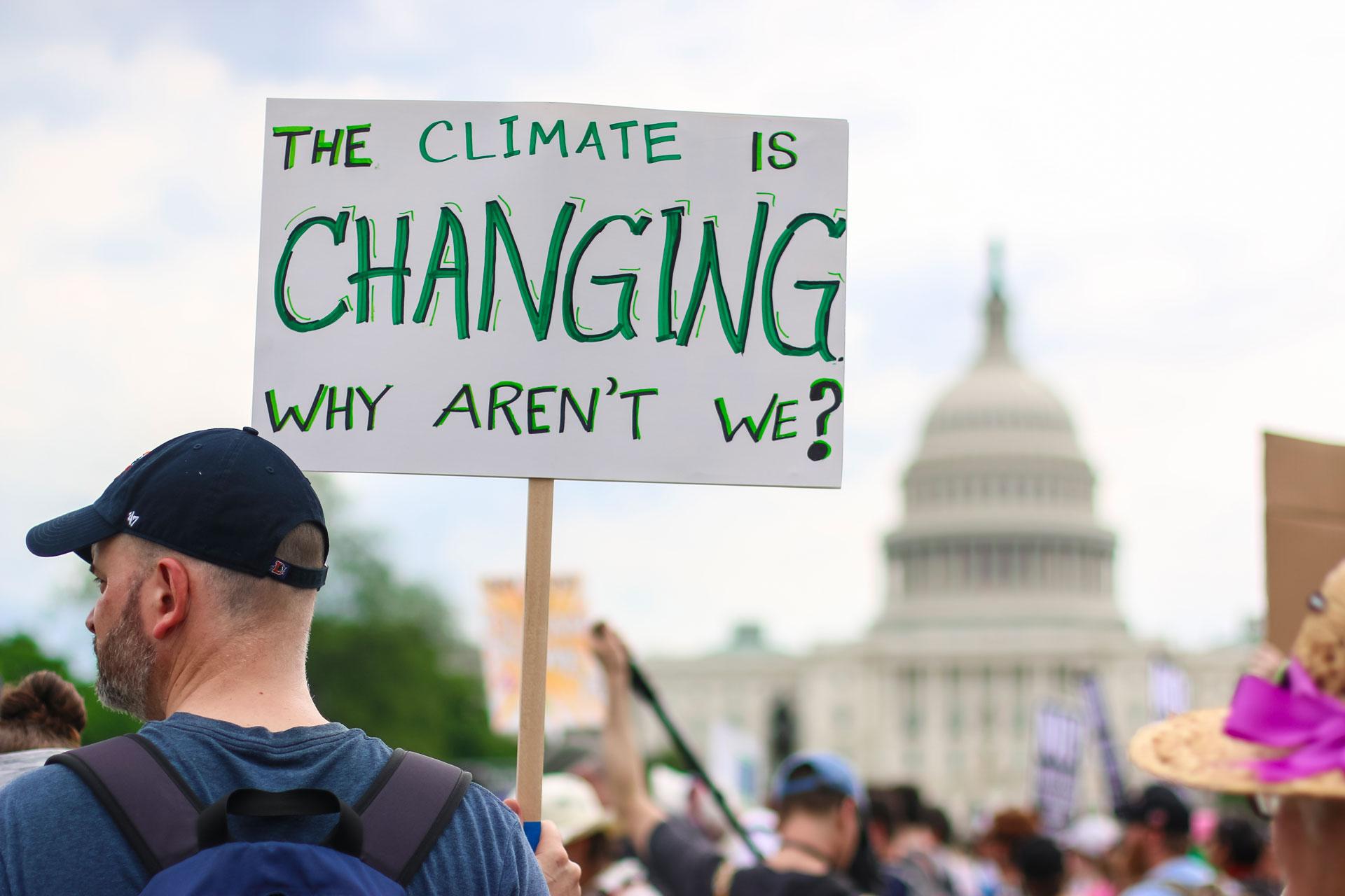 Cambiamenti climatici, sfida di coscienza